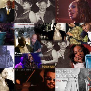 The Smooth Jazz Zone Mix (feat. Roderick Allen)