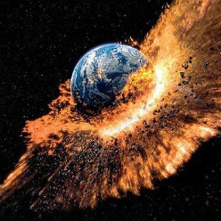 The Entire Earth Is About To Be Destroyed?