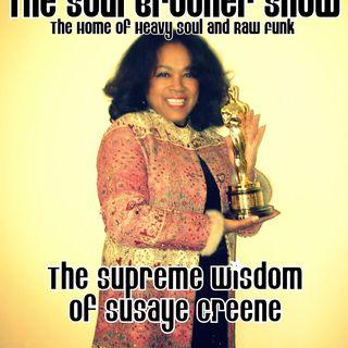 The Supreme Wisdom of Susaye Greene