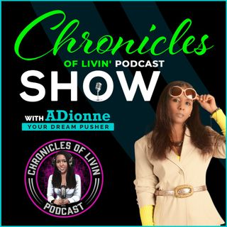 WHY NOT ME? EP 210 - ADionne Your Dream Pusher