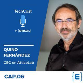 El futuro del ecosistema y las inversiones en el mundo digital con Quino Fernández