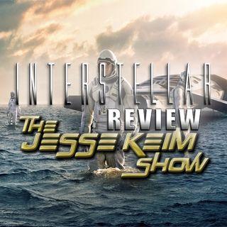 Ep.24: Interstellar Movie Review!