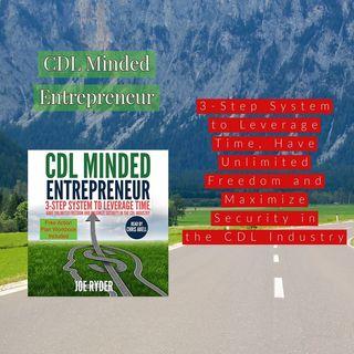 CDL Minded Entrepreneur by Joe Ryder ch2