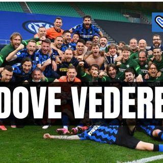 Dove vedere Juventus-Inter: diretta TV e streaming
