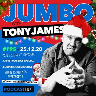 Jumbo Ep:195 - 25.12.20 - Christmas Day Special with Special Guests!