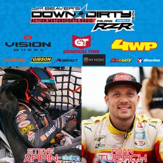 #390 - Ryan Tuerck & Steve Arpin On Air!