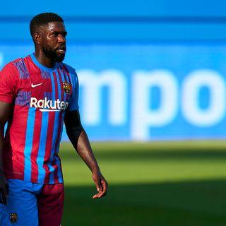 El caso de Samuel Umtiti con el Barcelona