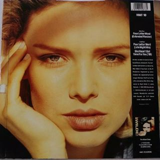 Kim Wilde She Hasn't Got Time For You'88