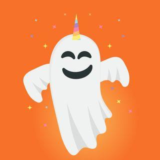 Geo og det rare spøgelse