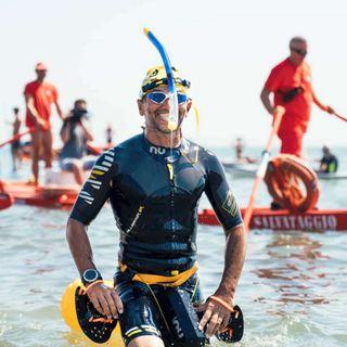Passione Triathlon n° 169 🏊🚴🏃💗 Across Me... sotto al Pelo dell'acqua