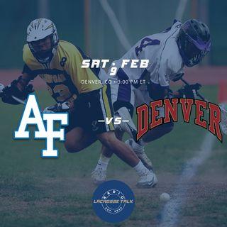 Air Force vs (8) Denver