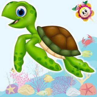 22. La tortuga petrula. Cuentos infantiles del Hada de Fresa