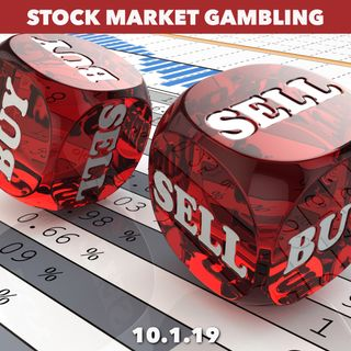 Is the stock market a form of gambling?