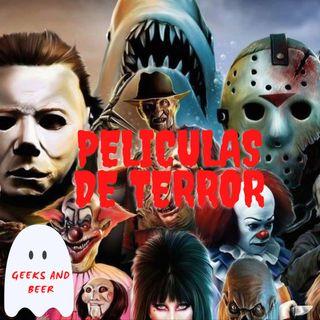 # Geeks and Beers - Cine de terror