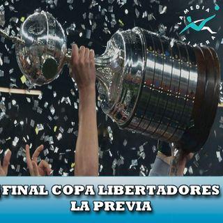 Final Copa Libertadores La Previa