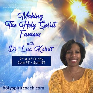 Getting to Know the Holy Spirit with guest Kevin Howe