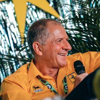 Jody Scheckter: Dal rosso al verde.