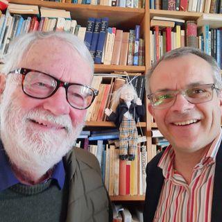 2. påskedag. Erik A. Nielsen i samtale med Peter Nejsum