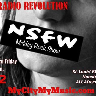 #NSFW Midday Rock Show #Humpday CD of the Week