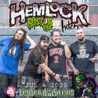 HEMLOCK  2  - 7/6/20 REPLICON RADIO