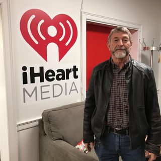 Tim Tiderman is in to talk the Cherry Street Mission Christmas Concert