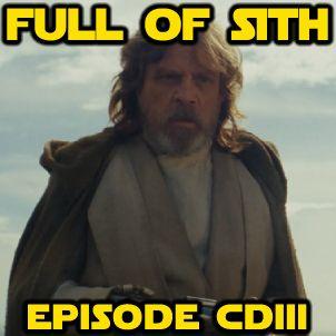 Episode CDIII: The Psychology of Luke Skywalker