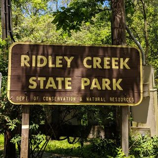 Hiking : Ridley Creek State Park