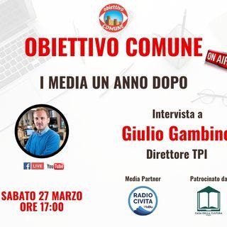 I media dopo la pandemia, l'intervista al direttore di Tpi Giulio Gambino