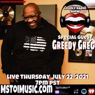 Lovely Radio- Greedy Greg