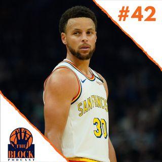 #42 - O Mês de Curry o Credencia a MVP? E Qual o Problema do Portland?
