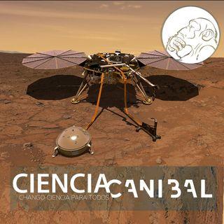 3-7 Sonda InSight en Marte y el Cometa 46P/Wirtanen