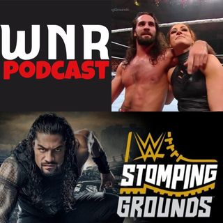WNR229 WWE STOMPING GROUNDS