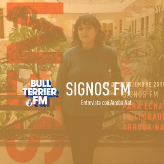 SignosFM #566 con Arroba Nat