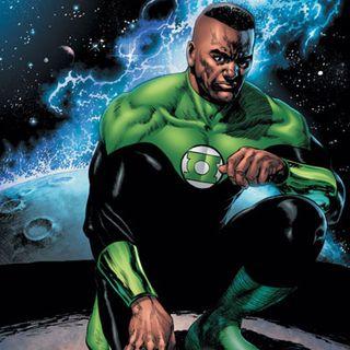 Green Lantern- John Stewart