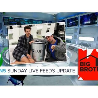 Big Brother Canada 5 Live Feeds Update   Sunday, April 9, 2017