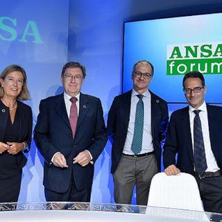 Forum ANSA con Enrico Giovannini