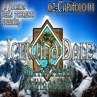 Audiolibro Icewind Dale - Fan Fiction - 02 Capitolo 01