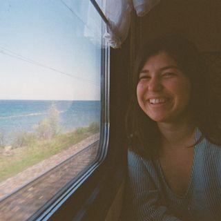 Eleonora Sacco, la viaggiatrice selvatica
