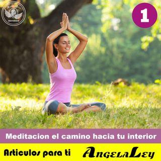 La Meditación: Te Guía Hacia Tu Interior