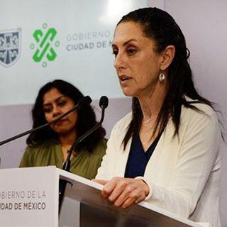 Gobierno de la CDMX a favor del Paro Nacional de Mujeres
