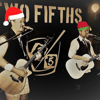 GCPG Episode 32: Live with Two Fifths for a special NON-CHRISTMAS, CHRISTMAS MUSICAL PERFORMANCE
