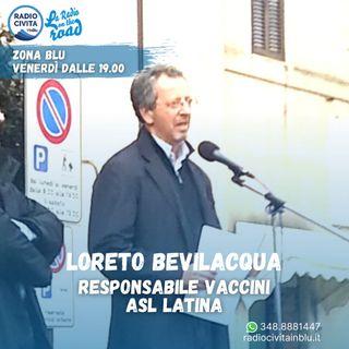 Intervista dottor Bevilacqua, responsabile vaccini dell'Asl di Latina