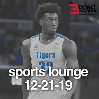 The 3 Point Conversion Sports Lounge- Giving Christmas Gifts, Is James Wiseman Setting Trend, Giannis Next Level, Best NFC Team