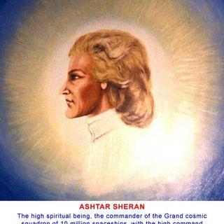 Mensaje de Ashtar Sheran y la Confederación Galáctica