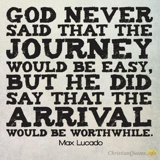 The Grace Of God Will Increase Your Perseverance In This Christian Journey