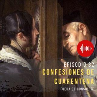 FDC 32 Confesiones en cuarentena
