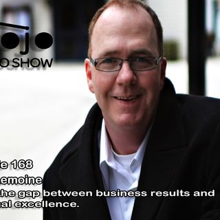 Close the gap between business results and personal excellence Eddie LeMoine