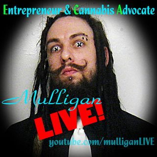 Mulligan LIVE! - New Movie Co-Production, Dreadlocks and Dabs!