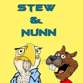 Stew and the Nunn Episode 110 w/ Dr Mike Simpson