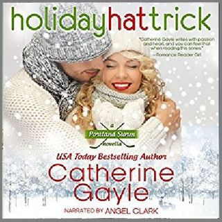 Holiday Hat Trick By Catherine Gayle Narrated By Angel Clark